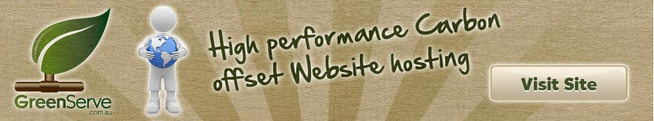 Carbon Neutral, High-quality website hosting