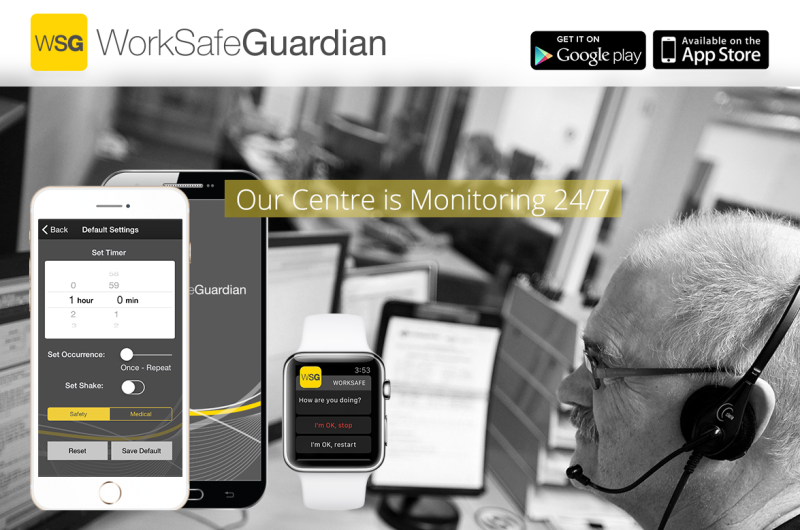 WorkSafe Guardian App